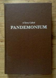 Pandatown - HB Cover
