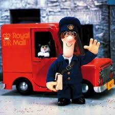 My idealistic impression of what the postal service is all about.