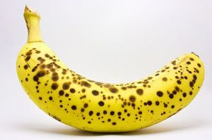 The highly dangerous Leopard Banana.