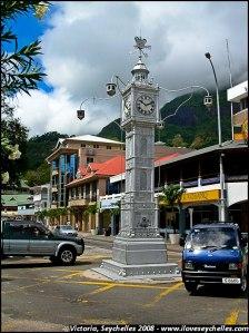 Victoria, Mahe, Seychelles.